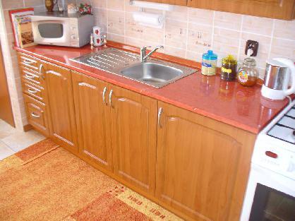 Zakázka kuchyňe z masivu v Opavě