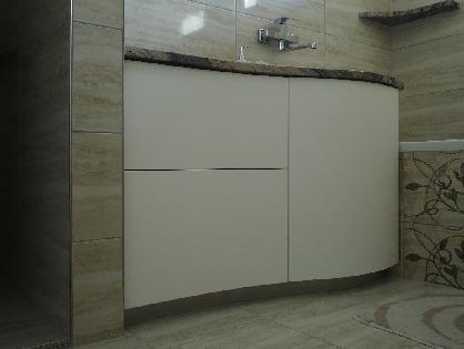 Koupelnová skříň