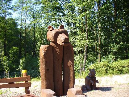 Medvědi v Ostravské ZOO