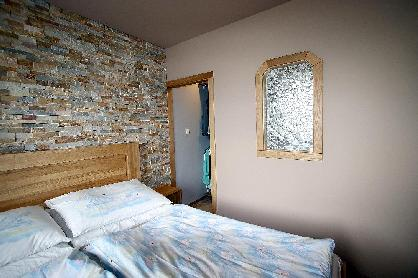 dřevěné prvnky interiéru
